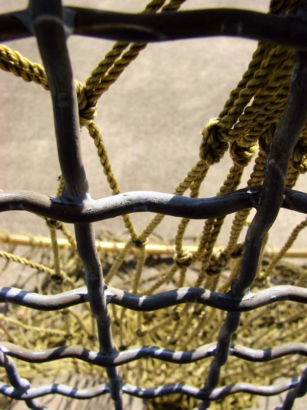 metal-and-netting